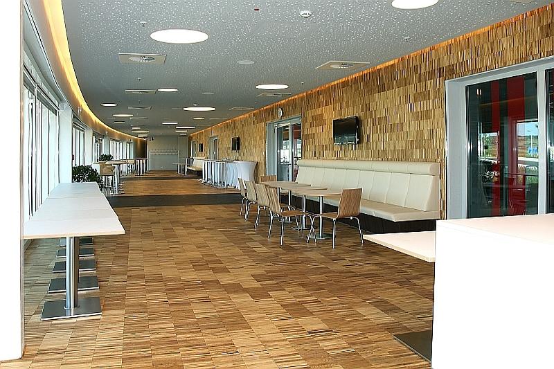 vip raum bildergalerie huk coburg arena. Black Bedroom Furniture Sets. Home Design Ideas